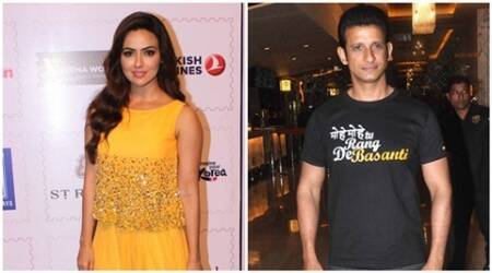 Learnt a lot about acting from Sharman Joshi: Sana Khan