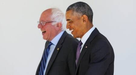 Bernie Sanders not surprised by Obama endorsing Clinton: WhiteHouse