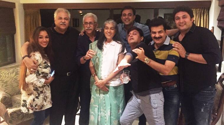 Sarabhai vs Sarabhai, Sarabhai vs Sarabhai come back, Sarabhai vs Sarabhai return, Sarabhai vs Sarabhai tv show, Sarabhai vs Sarabhai cast, Sarabhai vs Sarabhai news, Satish Shah, Ratna Pathak, Sumeet Raghavan, Rupali Ganguly, Rajesh Kumar, Producer JD Majethia, entertainment news, tv news