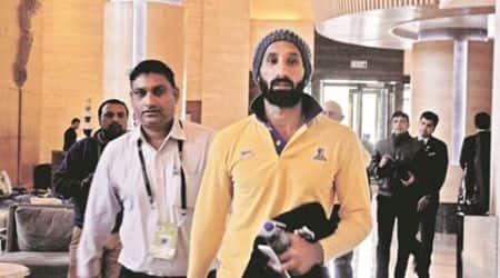 Sardar Singh, Sardar Singh fiancee, Sardar Singh case, Sardar Singh hockey, Sardar Singh sexual harassment case, Sardar Singh police, Indian hockey captain, hockey India, hockey
