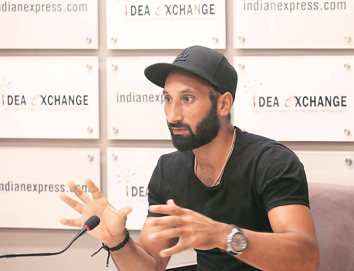 If not for hockey, I could have been one (addict): India captain ...