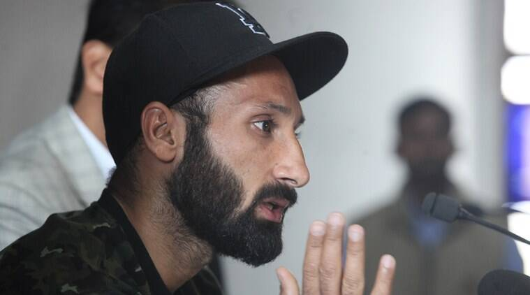 Sardar Singh has been rested for the ongoing FIH Champions Trophy. (Source: Photo Express)