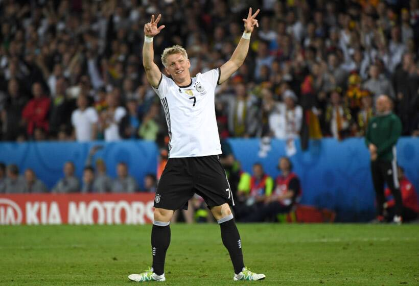 Euro 2016: Germany on target against Ukraine, register 2-0 win