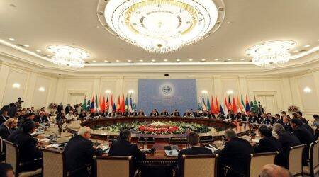 India attends Shanghai Cooperation Organisation meeting in China amid Sikkim stand-off