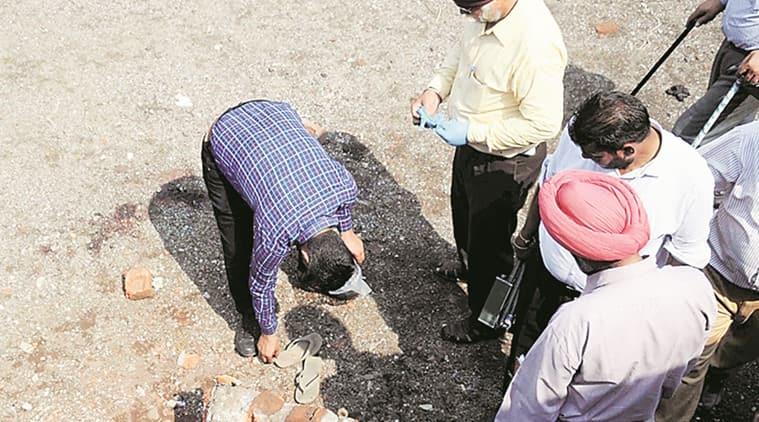 Punjab, scrap godown blast, scrap godown 2 children hurt, scrap godown two minor hurt, scrap godown two kids hurt in blast, Punjab news, latest news, India News, scrap godown bast hurt two