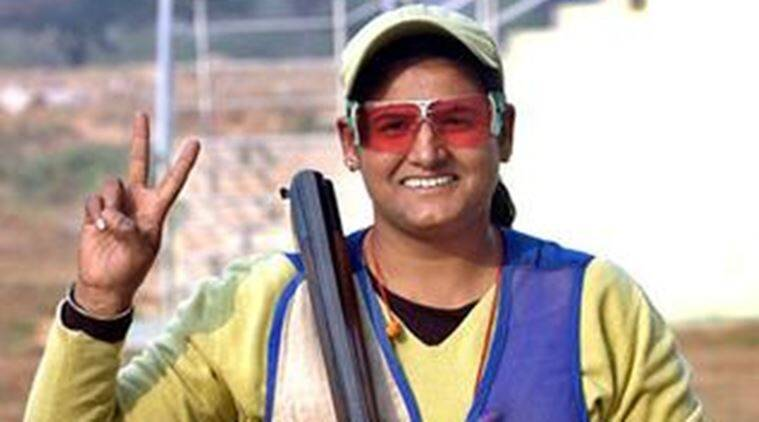 Seema Tomar, Seema, Seema Tomar shooting, Shooting, Shotgun World Cup, Sports