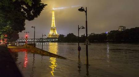 Paris floods, France floods, Seine floods, floods in Paris, Paris river Seine flood, Seine water level, France news, Paris news, world news, international news, floods in Paris, Flooding Seine