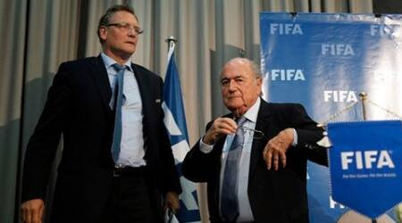 Sepp Blatter among ex-officials to enrich themselves: FIFA