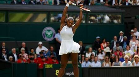 Serena Williams vs Amra Sadikovic, Amra Sadikovic vs Serena Williams, Williams vs Sadikovic, Sadikovic vs Williams, Serena vs Amra ,Amra vs Serena, Wimbledon 2016, Wimbledon 2016 score, Wimbledon 2016 draw, Wimbledon draw, Tennis score, Tennis