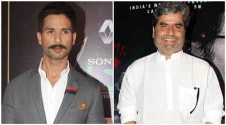 Shahid Kapoor, Rangoon, Vishal Bhardwaj, Rangoon Shahid Kapoor, Shahid Kapoor latest news, Saif Ali Khan, Kangana Ranaut. entertainment news