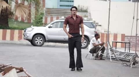 Shahwar Ali dons look inspired by Big B, Kishore Kumar