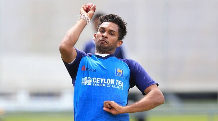 Shanaka scored match winning 42 off just 19 balls and took crucial wickets in his debut. (Source: AP)