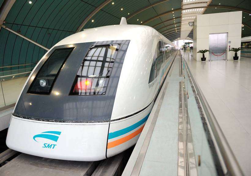 Top ten fastest trains in the world | Picture Gallery Others