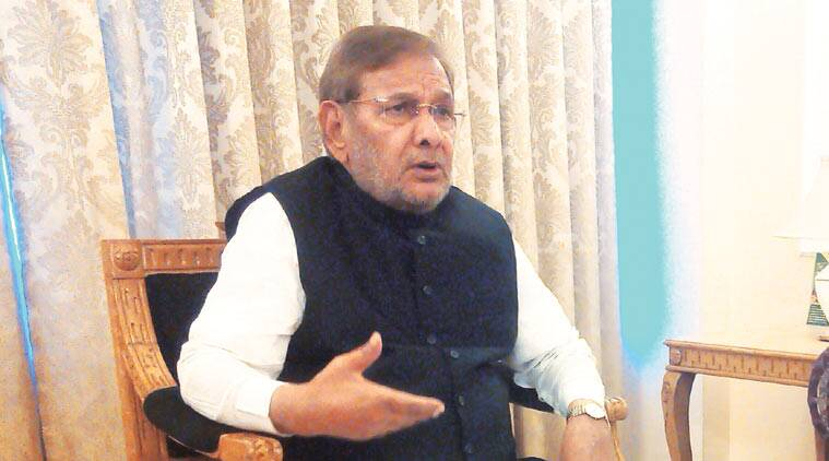 modi, narendra modi, demonetisation, nitish kumar, sharad yadav, sharad yadav demonetisation, india news, indian express, DEMONETISATION, CURRENCY BAN, SHARAD YADAV, winter session, opposition, black money, unplanned move, indian express news, india news