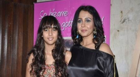 Suchitra-Shekhar Kapur daughter, Suchitra-Shekhar Kapur daughter kaveri, kaveri, Suchitra Krishnamoothi, Shekhar Kapur, kaveri new single, kaveri Did You Know, entertainment news