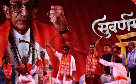 Maharashtra govt could be destroyed by incident: Shiv Sena