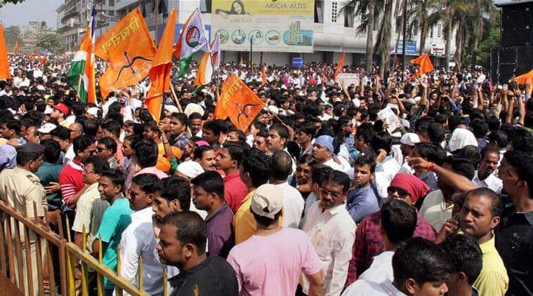 Shiv Sena, Bal Thackeray, Udhav Thakeray, 50 years of shiv sena, shiv sena completes 50 years, Shiv Sena history, Shiv Sena in Maharashtra, Bombay, Bombay shiv sena, Shivaji, Shiv sena reginalism, shiv sena nationalism, shiv sena hindutva, shiv sena hindu nationalism, Shiv Sena and BJP, BMC elections, golden jubilee of Shiv Sena