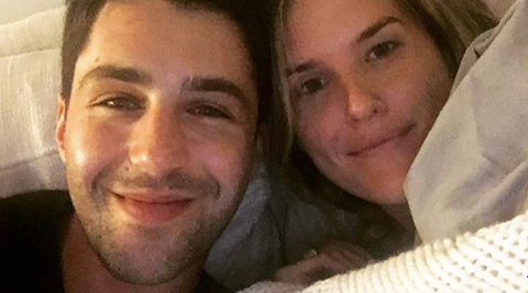 Josh Peck gets engaged to Paige O'Brien