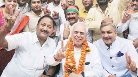 UP RS polls: Amid cross-voting scare, Sibal scrapes through, all SP candidates make thecut