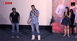 What Akshay Kumar Has To Say About Slapstick Comedy InMovies