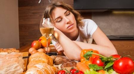 Did you know your diet can affect your sleepquality?
