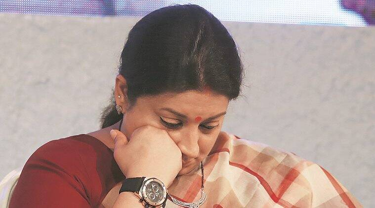 Smriti Irani, ugc, deemed university, University Grants Commission, HRD Ministry, deemed universities, satellite centres, education news, India News, smriti irani news