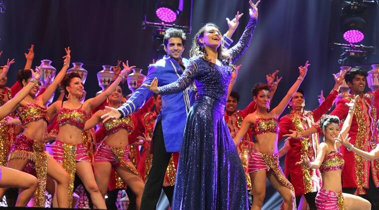 iifa awards, iifa awards 2016, sri devi, sonakshi sinha, sonakshi sinha performance in iifa awards, sri devi in iifa awards, entertainment news