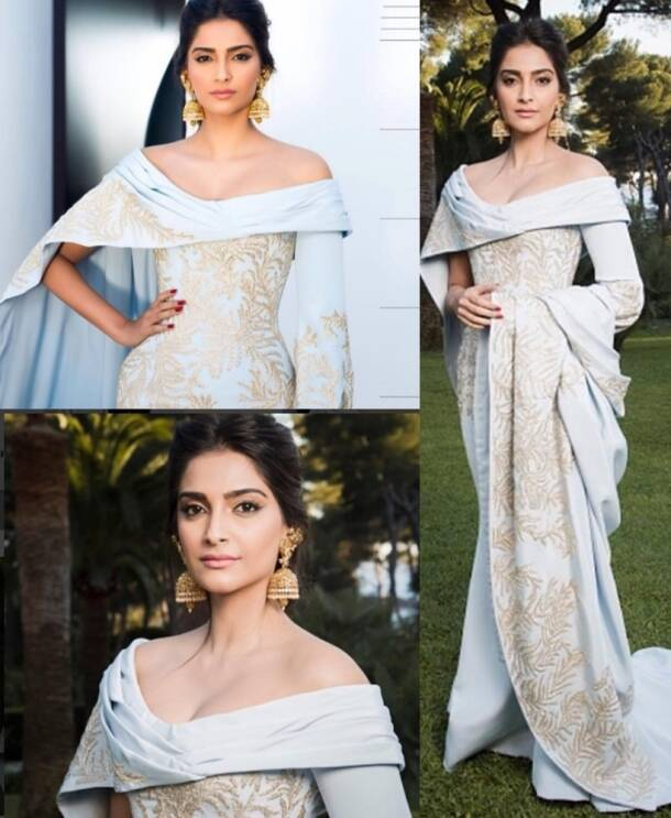 10 times Sonam Kapoor stunned in Indian wear