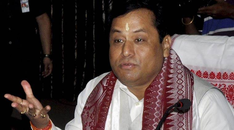 Sarbananda Sonowal, Assam floods, embankment breach, rural economy, Assam, Assam news, India news, latest news, news, national news, Sanjeev Kumar Balyan, Water Resources, River Development, Ganga Rejuvenation, flood