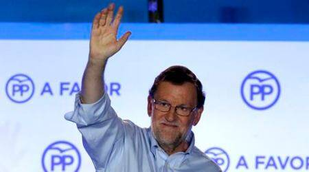 China tests safety of world's longest glass bridge with truck Mariano Rajoy, spain elections, european union, Popular Party, spain Popular Party, spain prime minister, spain politics, spain news, spain, world news