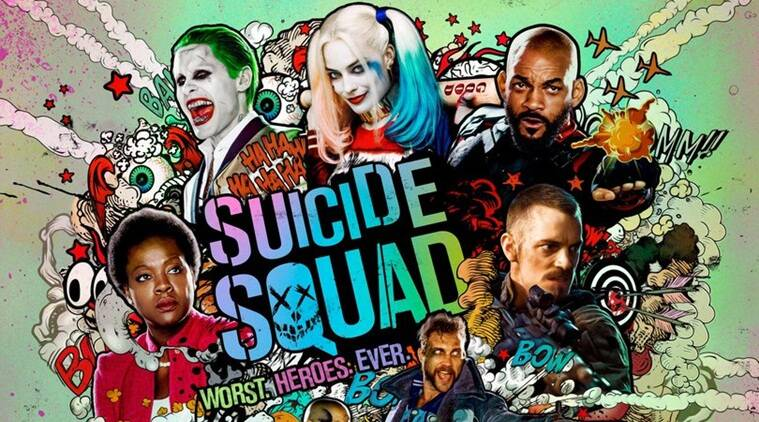 Suicide Squad, Suicide Squad poster, Suicide Squad latest news, David Ayer, entertainment news