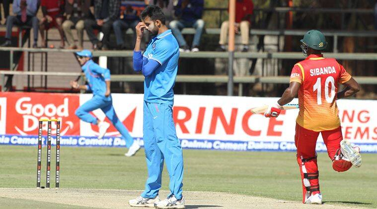 India vs Zimbabwe, Ind vs Zim, Zim vs Ind, Barinder Sran, Sran debut, Sran India, Sran India debut, Sran wickets, sports news, sports, cricket news, Cricket