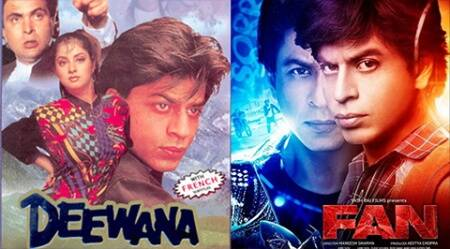 Shah Rukh Khan's 24 golden years in Bollywood: King Khan's journey from Deewana to Fan