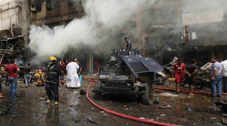 http://indianexpress.com/article/world/world-news/baghdad-bomb-blast-kills-at-least-18-2890634/