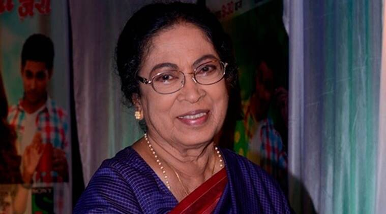 Sulabha Deshpande, Sulabha Deshpande death, Sulabha Deshpande death news, Sulabha Deshpande dies, Sulabha Deshpande passes away, Sulabha Deshpande died, Sulabha Deshpande dead, Sulabha Deshpande passed away, actor Sulabha Deshpande death, veteran actor Sulabha Deshpande passes away, Sulabha Deshpande news, Sulabha Deshpande latest news