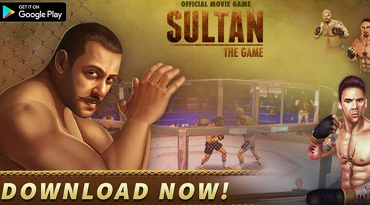 Sultan: the game is out and salman khan loves it too.