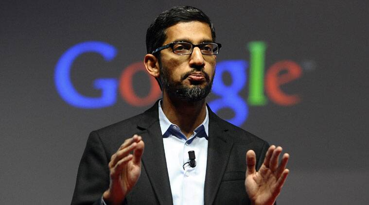sunder pichai, youtube, youtube removes harmful content, google, video content, online content, hateful content, google ceo, technology news, tech news, indian express