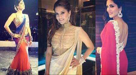 Sunny Leone goes ethnic: 10 times she looked gorgeous in a sari