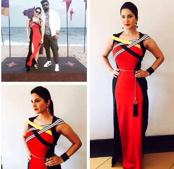 Sunny Leone: Candid photos of the most-searched actress