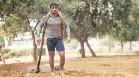 Has Sushil Kumar's fabled career ended in the court?