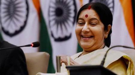 Sushma bats for considering single parents, adopted and orphaned kids in passports