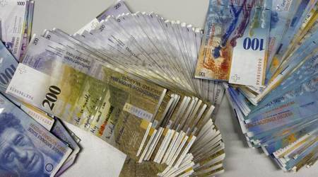 Pakistan, Swiss francs, Pakistan money in Swiss banks, Swiss national bank