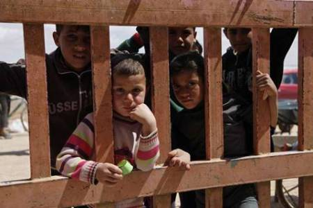 Migrant crisis: Amid concern, Jordan puts new refugees arrived from Syria behind fences