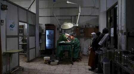 More than 700 doctors killed in Syria war: United Nations