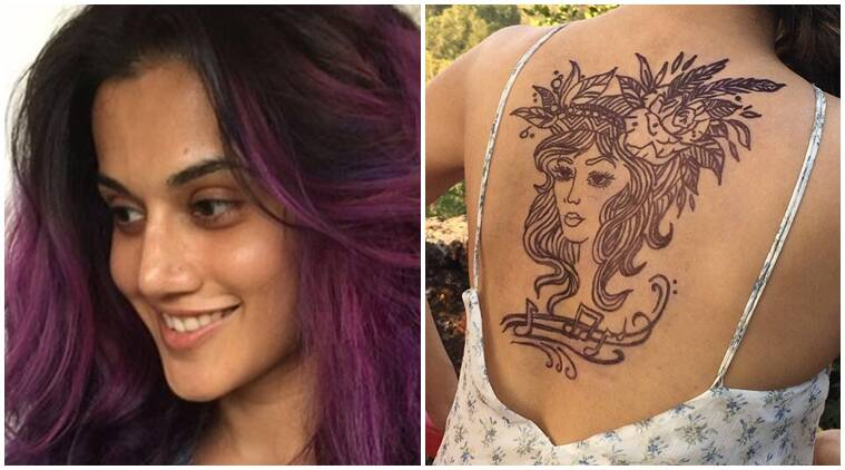 Top 10 Tollywood actress who has got real cool tattoos.