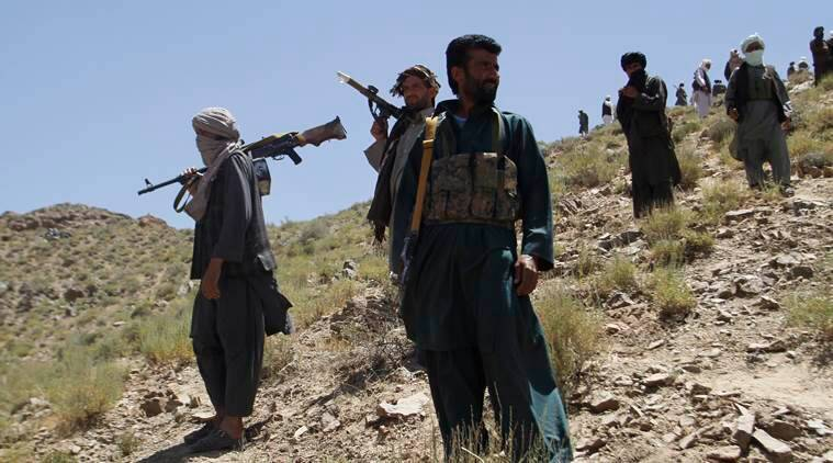 Taliban gains ground in Southern provinces of Afganistan (AP Photos/Allauddin Khan)