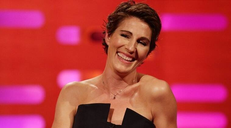 Tamsin Greig, Tamsin Greig Episodes, Tamsin Greig gets mistaken for a man,The Graham Norton Show Tamsin Greig, Breaking the Bank, Tamsin Greig Kelsey Grammer, entertainment news