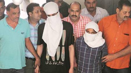 tanzeel ahmed, tanzeel ahmed murder, nia officer murder, tanzeel ahmed accused arrest, muneer, accused muneer, delhi police, nia aofficer murder accused, uttar pradesh, indian express news, india news