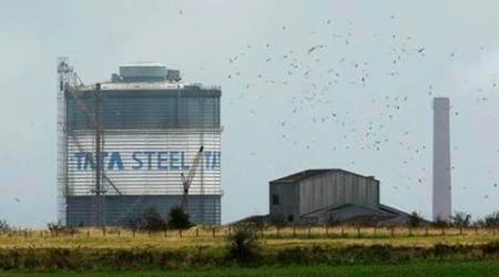 Tata Steel back in the black