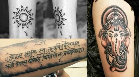 Loved Shahid's cool tattoo in Udta Punjab? Here are 10 India-inspired tattoo designs for you